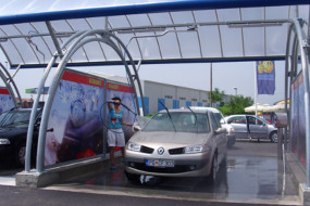 Wash and drive Podgorica 1